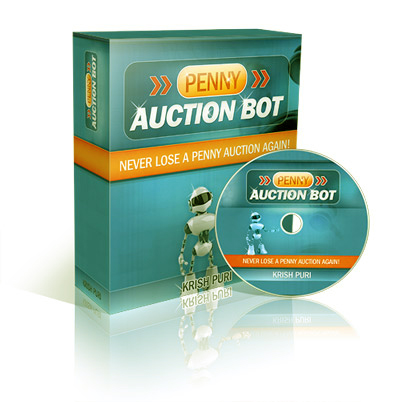 Penny Auction Bot
